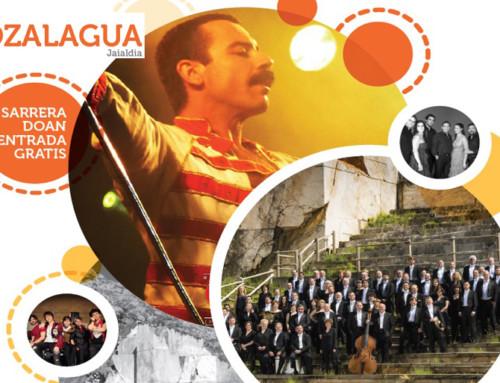 Festival de Pozalagua 2019