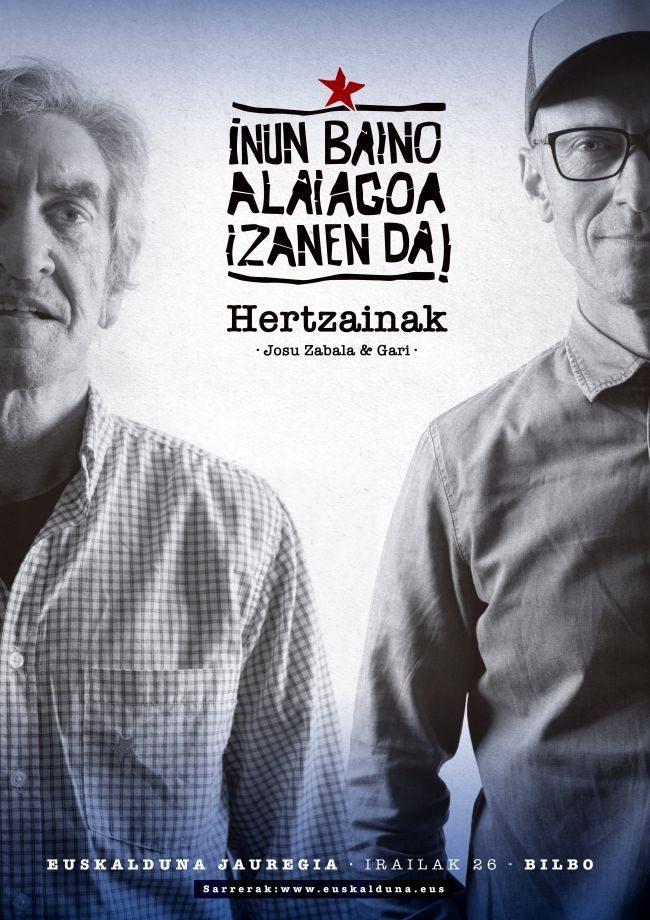 Hertzainak en concierto en Bilbao