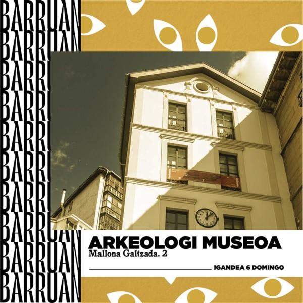 arkeologi-museoa-barruan
