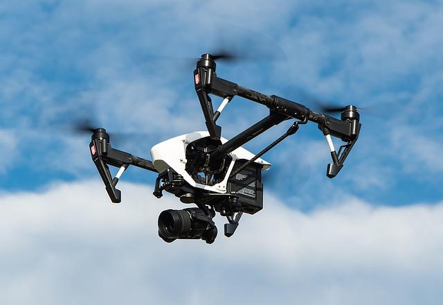 Campamento drones Bilbao