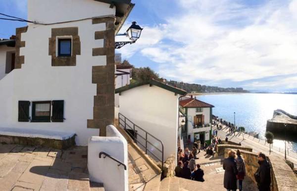 Recorrido Puerto Viejo Algorta Getxo