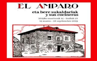 Restaurante El Amparo Bilbao Sala Ondare
