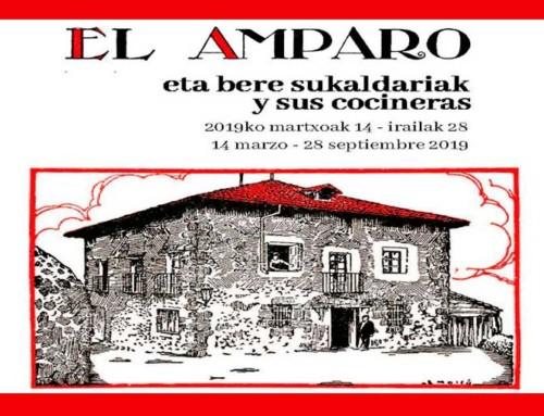 """Exposición """"El Amparo y sus cocineras"""" – Sala Ondare hasta el 28 de septiembre"""