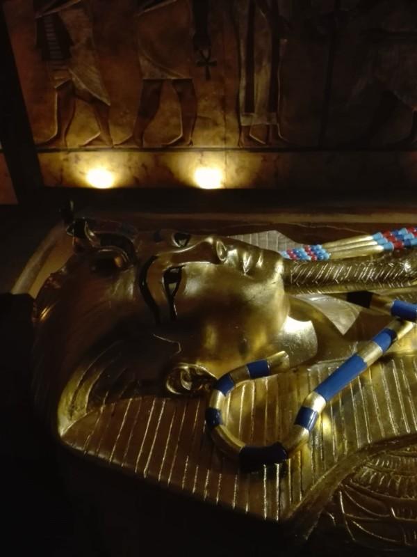 tumba-tutankamon-expo-bilbao