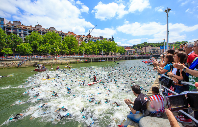 Bilbao-triathlon 2019