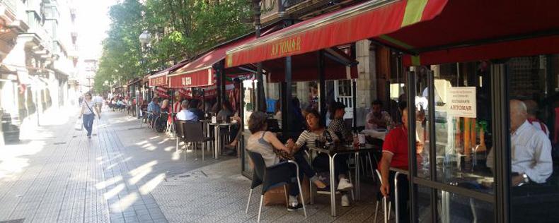 Bilbao Y Sus Terrazas Bilbao Plan
