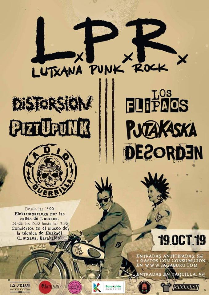 lutxana-punk-rock