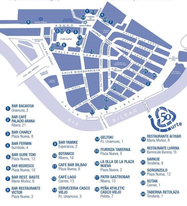 mapa-concurso-txikitero-eguna-bilbao