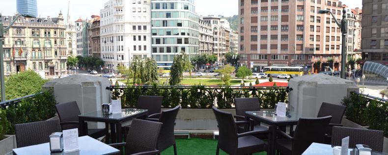 terraza hotel carlton