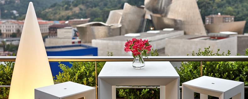 terraza hotel domine