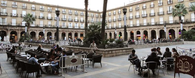 terrazas plaza nueva
