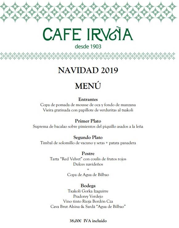 cafe-iruña-menu-navidad-2019-bilbao