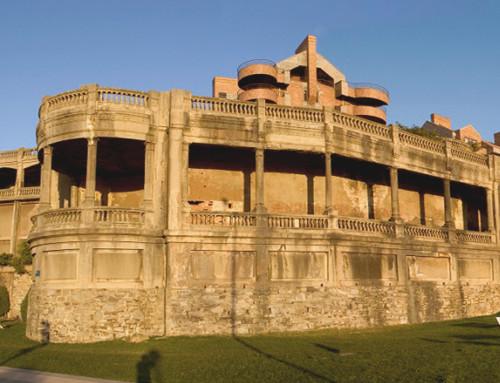 Visita las Galerías de Punta Begoña