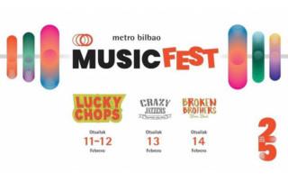 Metro Music Fest 2020 Bilbao