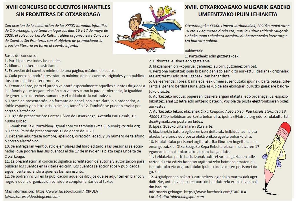 bases concurso cuentos-infantiles-otxarkoaga