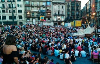 Fiestas de barrio Bilbao 2019