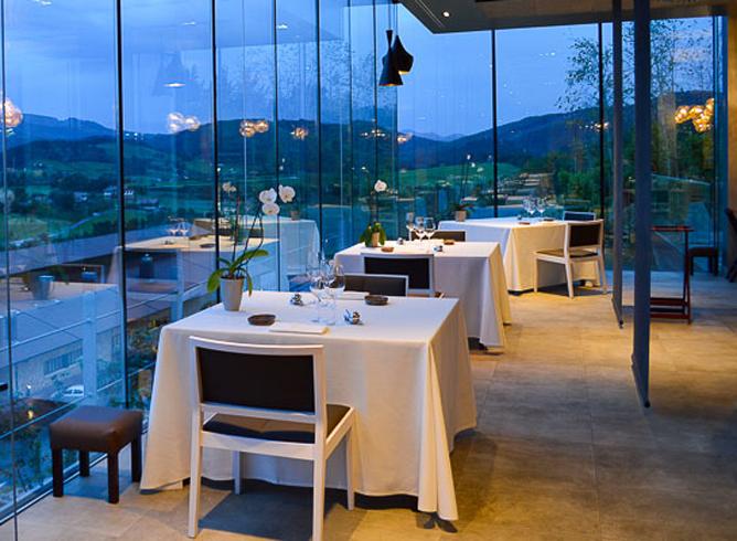 Restaurante Azurmendi