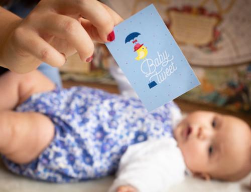 Baby Tweet, inglés para bebés